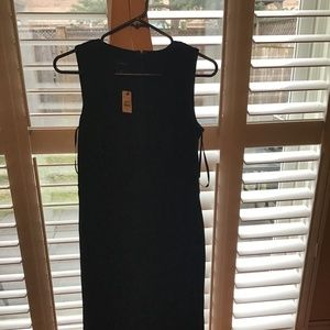 Black dress from Talbots with tags never worn